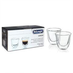 DeLonghi Espresso Glasses - Set of 2