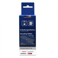 Descaling Tablets for Siemens - Pack of 6