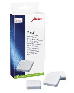 Jura Descaling Tablets - Pack of 3