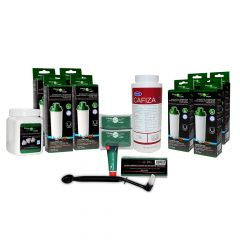 FilterLogic CFL-990 - 12 Month Maintenance Kit/Pack for Delonghi