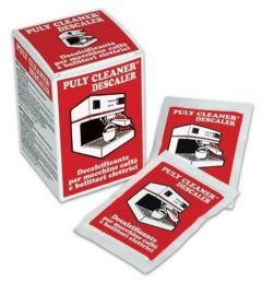 Puly 'Baby' Coffee Machine Cleaner Descaler - 10 Sachets