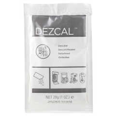 Urnex DEZCAL Activated Scale Remover Powder 28g